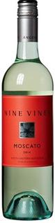 Angove Moscato Nine Vines 2014 750ml
